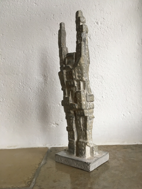 Bildhauerei Werkstatt Eden Stadtmensch1