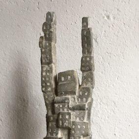 Bildhauerei Werkstatt Eden Stadtmensch
