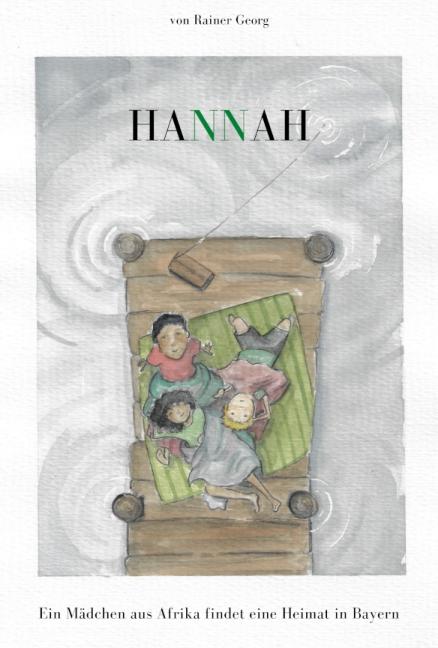 KInderbuchillustration Hannah