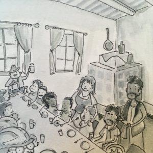 im Wirtshaus