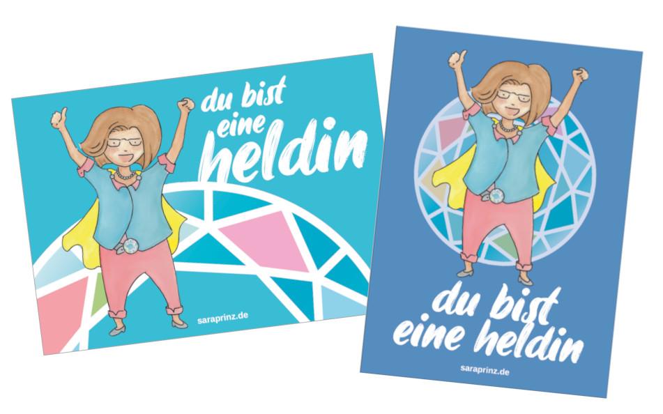 Sara Prinz Postkarten